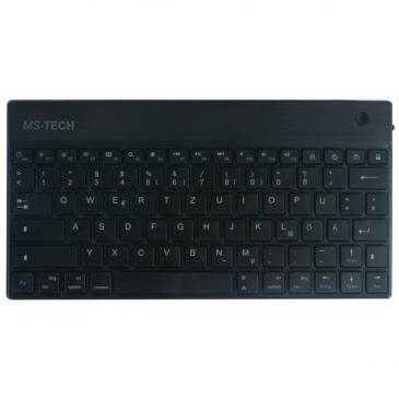 LT20B TASTATUR, WIRELESS BT, DE LAYOUT MS-TECH