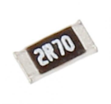 2.7R | 0.25W | Rezystor metalizowany SMD