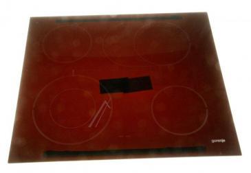 480884 GLASS-CERAMIC PLATTE NGVK3 SKP63 1S GOR ESS GORENJE