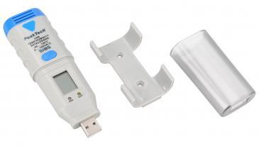 P5185 5185 TEMPERATUR- UND LUFTFEUCHTIGKEITS USB-DATALOGGER PEAKTECH