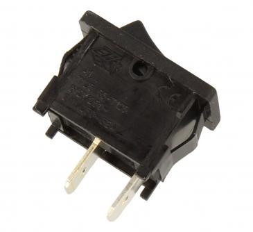 363300622 Przełącznik kołyskowy 250V 6A, seria 3633, wym. 19x13mm INTERBÄR