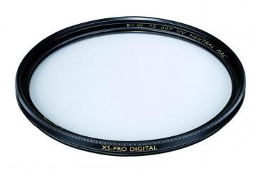 1066119 XS-PRO DIGITAL 010 UV-HAZE-FILTER MRC NANO 55 B+W