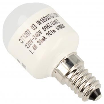 C00300270 LAMPE LED 6000K 220-240V/1.4W (E14) INDESIT