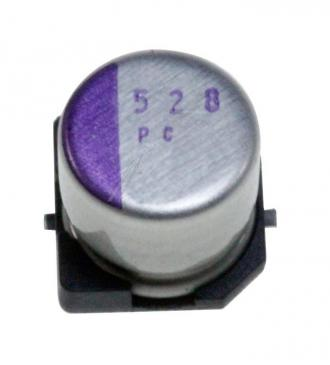 Kondensator elektrolityczny SMD PANASONIC