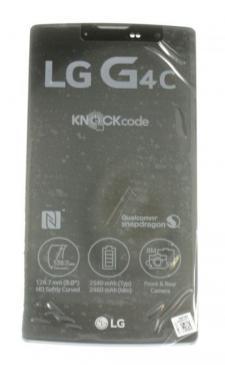 ACQ88484401 Wyświetlacz LCD + dotyk do LG G4 C (H525N), czarny LG