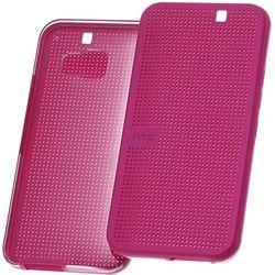 99H2011500 HCM232 HTC DOT VIEW ICE CASE FÜR HTC ONE M9, PINK HTC