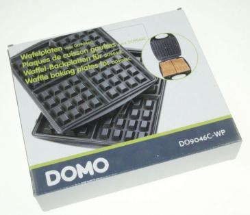 DO9046CWP Płyta gofrownicy DOMO
