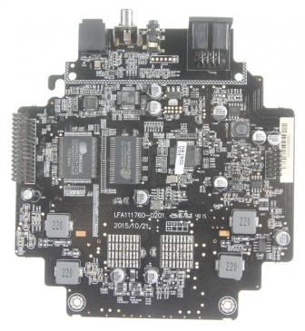 996580008711 DSP&MCU&AMP PCB ASS`Y GIBSON/PHILIPS