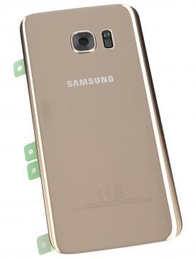GH8211346C Pokrywa baterii do Samsung Galaxy S7EDGE, złota SAMSUNG