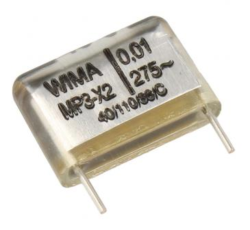 Filtr przeciwzakłóceniowy 0,01UF275V