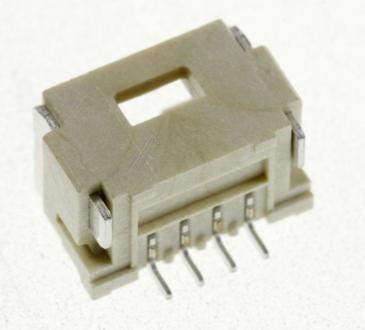 759551833300 CON-SMD 4PIN 1.5MM FEMALE HOR. GRUNDIG