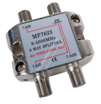 MP7623 3 FACH VERTEILER, 5-2500MHZ