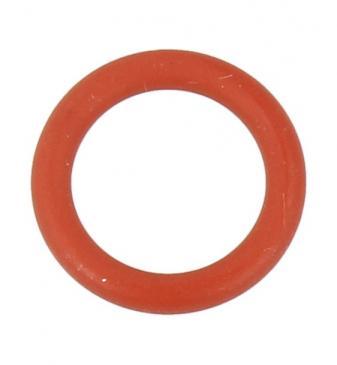 63904 uszczelka silikonowa o-ring, 8.73x1.78 70sh, czerwona JURA