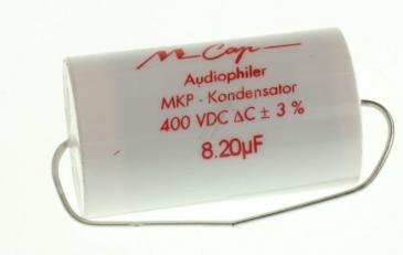 Kondensator foliowy 8,2UF400V