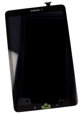 GH9717525A LCD + TOUCH KOMPLETTSATZ GALAXY TAB E 9.6 WI-FI, SCHWARZ SAMSUNG