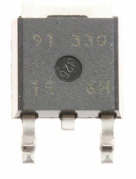 NJM2391DL133 SPANNUNGSREGLER LDO +3,3V/1A, SMD TO-252-3PIN JRC