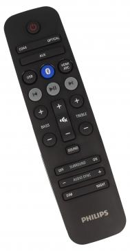 996580000536 REMOTE CONTROL 25KEYS GIBSON/PHILIPS