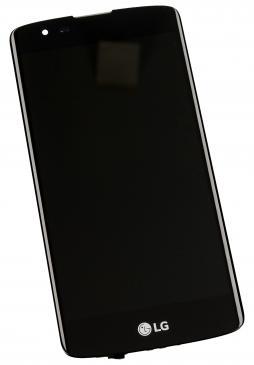 ACQ88830201 LCD + TOUCH FULLSET LG K8 (K350N), BLACK/BLUE LG