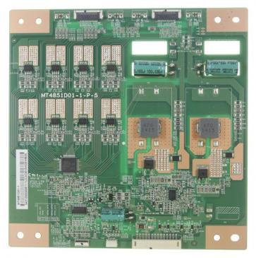 04TCLCEL1888 LED 3DSG 49INCH CSOT MT4851D01-3 INVERTER BD THOMSON