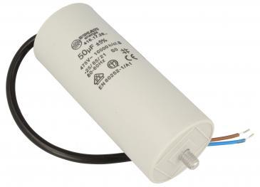 416172814 50,0UF450VTWINCABLE250MM Kondensator rozruchowy wodoszczelny DUCATI