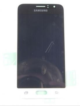 GH9718224A LCD + TOUCH FULLSET GALAXY J 12016, WHITE SAMSUNG