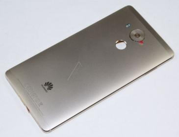 02350PGN BACK COVER GREY FÜR HUAWEI MATE 8 HUAWEI