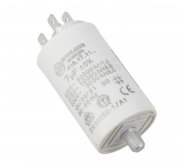 416171164 7,0UF450VFASTON6,3MM Kondensator rozruchowy wodoszczelny DUCATI