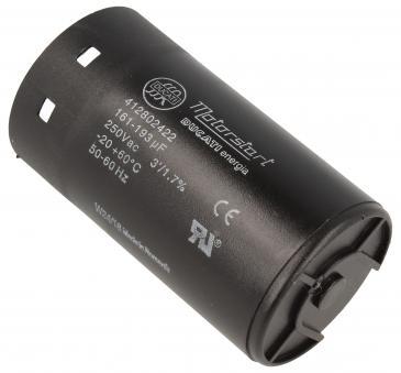 412802422 161UF193UF250V Kondensator rozruchowy wodoszczelny DUCATI
