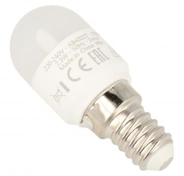 LEDPT26202,3W LED-LAMP/MULTI-LED, E14, 2,30 W, 230 V OSRAM