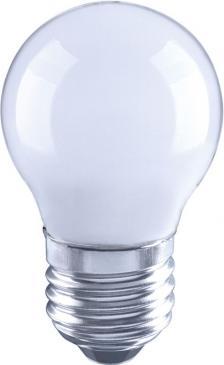 10101805 FILAMENT LED GLOBE E27, G45, 2700K, 4 WATT 420 LM SOFT WHITE ARTEKO
