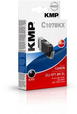 C107BKX 1568,0001 TINTENPATRONE, SCHWARZ, 11ML KMP