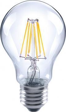 10101096 FILAMENT LED E27, A60, 2700K, 6 WATT 810 LM KLAR ARTEKO