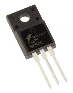 FQPF6N90C Tranzystor