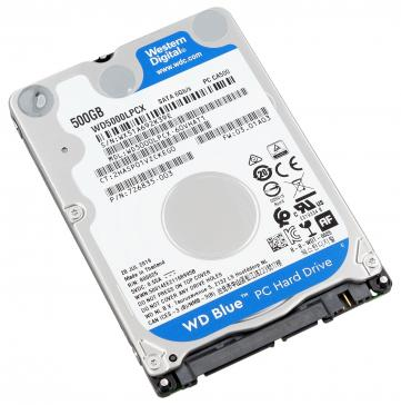 WD5000LPCX WDBLUE 500GB 2,5\