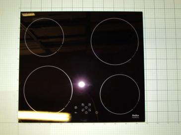 Płyta ze szkła ceramicznego do płyty indukcyjnej 9049431