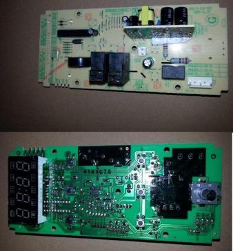 Moduł sterowania do mikrofalówki Amica 1015812