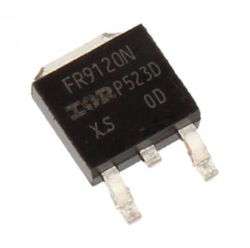 IRFR9120 Tranzystor TO-252 (p-channel) 100V 5.6A 30MHz