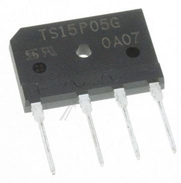 BN8105118A A/S-DIODE-BRIDGE:TS15P05G SAMSUNG