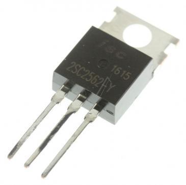 2SC2562 Tranzystor TO220 (npn) 60V 5A 60MHz