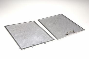 Filtr przeciwtłuszczowy (metalowy) do okapu 00296587