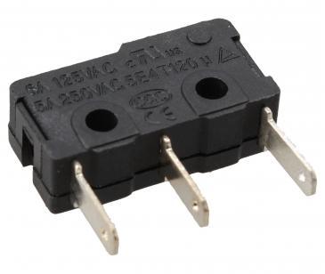 Mikroprzełącznik do odkurzacza ZELMER 00757221