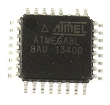 Mikroprocesor ATMEGA8L-8AU