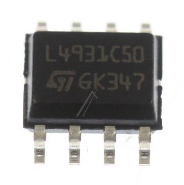 L4931CD50 SPANNUNGSREGLER LDO +5V, SMD, 4931, SOIC-8