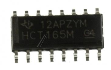 CD74HCT165M 74HCT CMOS,SMD,74HCT165,SOIC16 TYP:CD74HCT165M