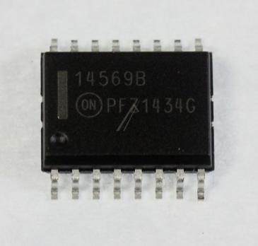 MC14569BDWG 4000 CMOS,SMD,4569,SOIC16,15V TYP:MC14569BDWG