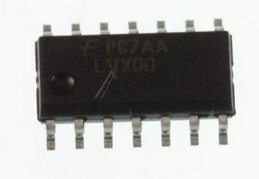74LVX00M 74LVX,SMD,74LVX00,SOIC14,3,6V TYP:74LVX00M