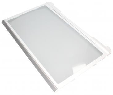Szyba | Półka szklana kompletna / górna do lodówki FTNAA512CBKZ