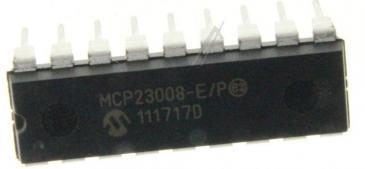 Mikroprocesor MCP23008EP MCP23008-E/P