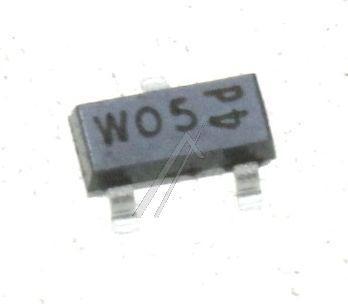 PDTA124ET Tranzystor SOT-23 (pnp) 50V 0.1A