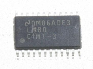 LM80CIMT5NOPB Układ scalony IC
